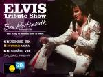 "ELVIS Tribute Show. Ben Portsmouth -""The King of Rock�n�Roll is back"""