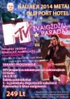 Naujieji 2014 metai kartu su MTV žvaigždėmis!