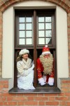 Kalėdų senelis Kaune