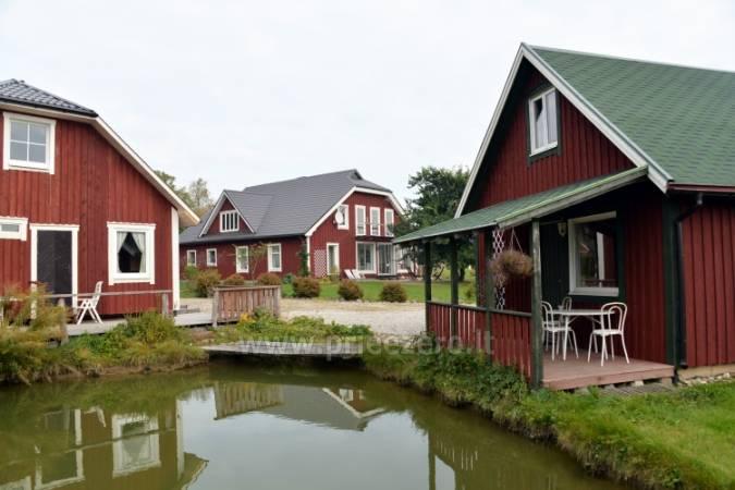 Audronės svečių namai prie Platelių ežero: šventėms ir poilsiui