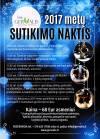 2017 METŲ SUTIKIMO NAKTIS VILOJE ''GERVALIS''!