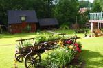 Sodyba prie Žiežulinio ežero Ignalinos rajone: vilos, pirties, kubilo nuoma