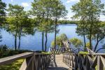 Kaimo turizmo sodyba Frankava ant Nečiūnų ežero kranto