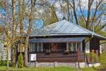 Paežerės vila Druskininkų centre prie Druskonio ežero