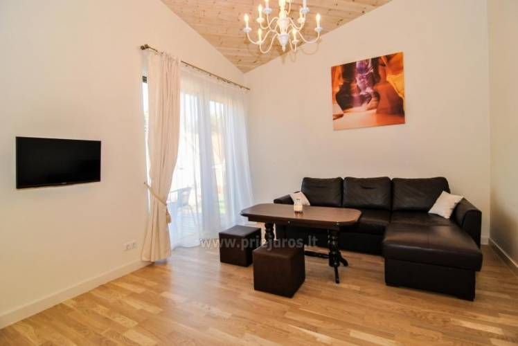 Naujos statybos išskirtiniai apartamentai Kunigiškėse, pušyne!