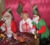Kelionės su Kalėdų seneliu