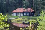 """Nameliai prie Platelių ežero, komplekse  """"SAULĖS SLĖNIS"""""""
