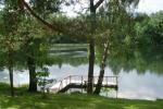 Namelių bei pirtelės nuoma ant Trikojo ežero kranto