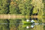 """""""Medaus pirtelė"""" TRAKŲ rajone prie ežero Skaistis"""